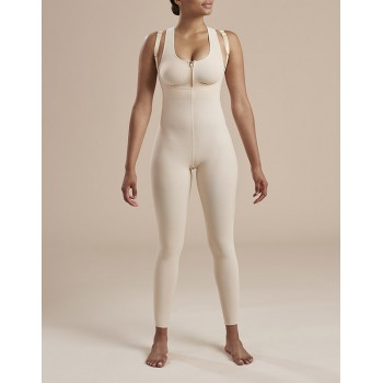SFBHL2 | Bodysuit with High-Back - Zipperless
