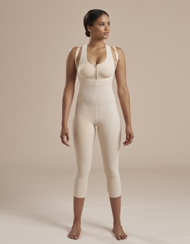 SFBHM2 | Bodysuit with High-Back - Zipperless