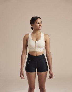 804ZP | Easy-On Zipper Bra